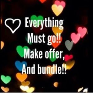 Bundle and make an offer!